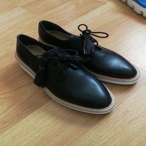 Loeffler Randall oxford shoes with tassel